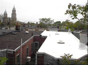 philly white roof